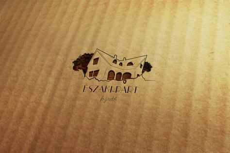box texture realistic logo mockup_1200